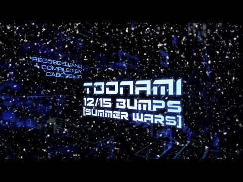 Toonami - 12 15 Summer Wars Bumpers (hd 1080p) video