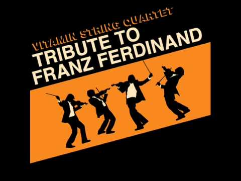 Vitamint String Quartet Tribute to Franz Ferdinand - Take Me Out