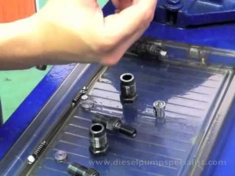 Diesel Injector Repair - Pintle Type - YouTube