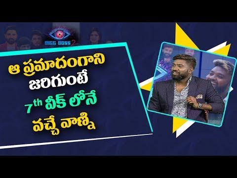 BiggBoss-2 Contestant Roll Rida about Incident in Bigg Boss House | ABN Entertainment 2
