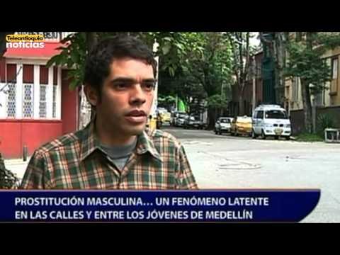 La realidad de la prostitución masculina en Medellín