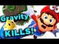 Super Mario Galaxy's DEADLY Physics! | The SCIENCE! ...of Super Mario Galaxy