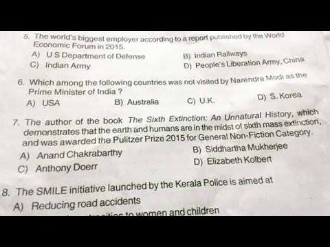 Kerala High Court Quizzes Candidates About Modi's Foreign Visits