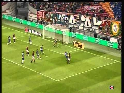 2005 (July 31) Arsenal (England) 2-Porto (Portugal) 1 (Amsterdam Tournament)
