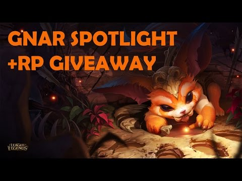 League of Legends: Gnar First Look Champion Spotlight Guide new champion