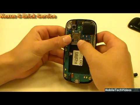 Nexus S GT-i9020 / GT-i9023 / SPH-D720 - JTAG Service (Debricking/Unbrick/Brick FIX)