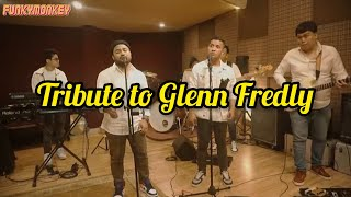 Download lagu Glenn Fredly - Kasih Putih , Sekali Ini Saja , Januari -  Medley Cover by Funky Monkey