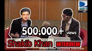 Bangla Funny Video | Shakib Khan & Apu Biswas Inteview | Tawhid Afridi |