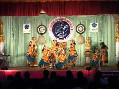 Group Dance - Uthara And Party Kerala School Kalolsavam 2012 Thrissur video