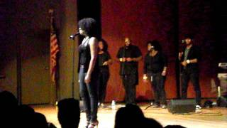Jessica Reedy Video - Jessica Reedy Live - God has smiled on me