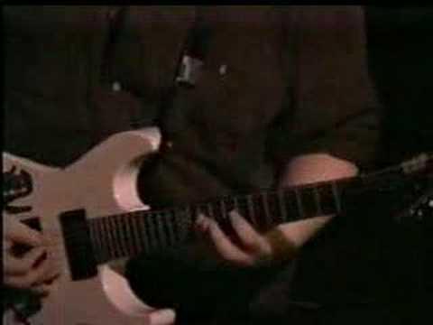 Michael Romeo Guitar Solo