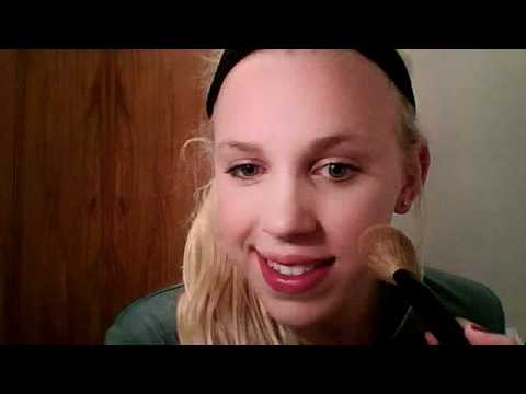 cute, quick, easy school makeup tutoriul #6