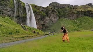 San Sanana Asoka | Shah Rukh Khan | Kareena Kapoor | Alka Yagnik | Bollywood Dance | Iceland |