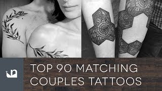Top 90 Matching Couples Tattoos