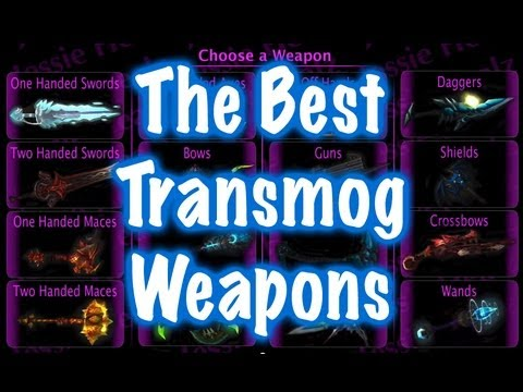 Guide How to Transmogrify - World of Warcraft Forums
