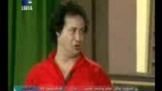 محمد نجم مسرحية عبدو يتحدى رامبو