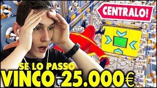 VINCO 25.000€ se LO PASSO! 😱😱😱 FORTNITE ITA | CIZZORZ DEATHRUN 3.0 | CODE