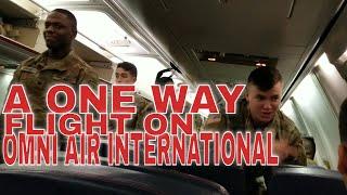 Omni Air International | When Duty Calls.....
