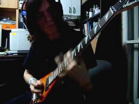 Chop Suey! System Of A Down Metal Guitar cover [ALeXi]