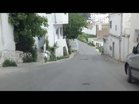 طريق الموت بحي سيدي طلحة - تطوان