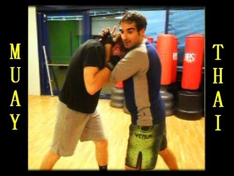 MUAY THAI - Clinch Applications ( Self Defense ) Image 1