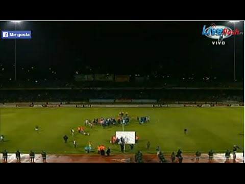 real garcilaso vs cruzeiro 12/02/2014 final partido 2-1
