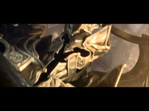 Diablo 3 - Tyrael's Fall Cinematic (HD)