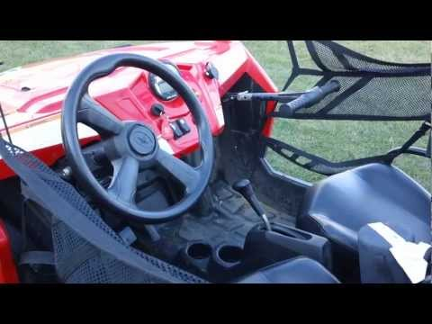 Review of the Ranger RZR 800 from Polaris