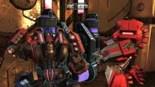 Transformers Fall Of Cybertron Chapter 2(PART 1)