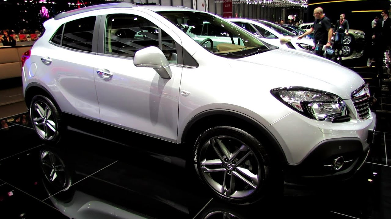 2014 opel mokka cosmo buick encore exterior and interior walkaround 2014 geneva motor show. Black Bedroom Furniture Sets. Home Design Ideas