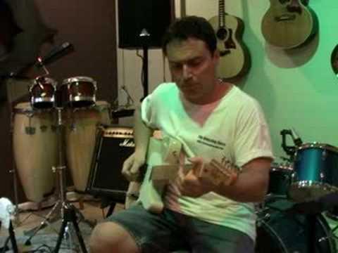 Fender Telecaster Baja   Demo   Mark DiSciullo