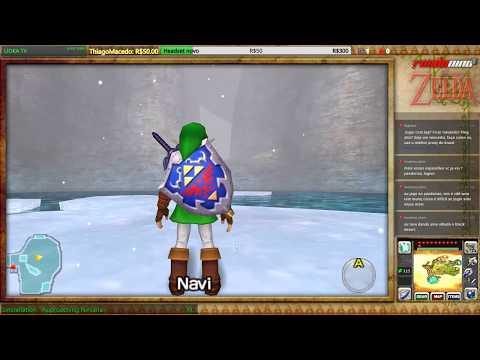 Configurações e Testes // Zelda: Ocarina of Time 3Ds