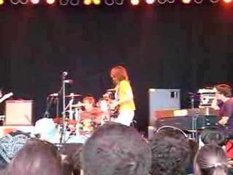 Fiery Furnaces at Bonnaroo