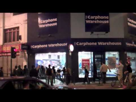 LONDON RIOTS: Horrific scenes the media didn't show last night!