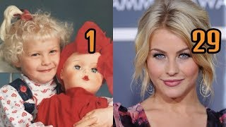 Julianne Hough | From 1 To 29 Years Old
