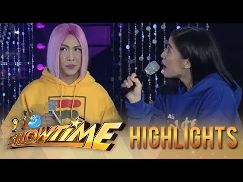 It's Showtime Miss Q & A: Vice Ganda's resentment to his classmates