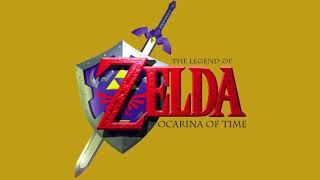 Title Theme - The Legends Of Zelda-Ocarina Of Time.