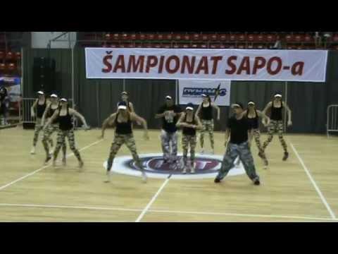 Serbian Street Dance Show Championship 2014 - WINNER Adults - Street Dance Kosovska Mitrovica