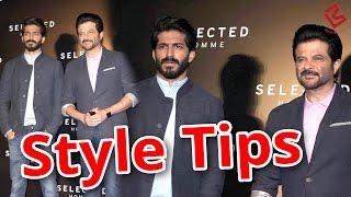 Anil Kapoor and son Harshvardhan Kapoor ने दिए Style Tips