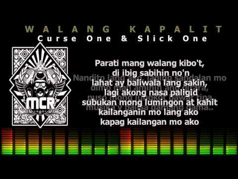 Walang Kapalit - Curse One & Slick One (teamjebeats) video