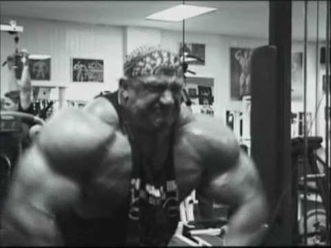 Markus Ruhl German Giant Bodybuilding Motivation video