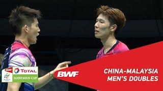 G1 | MD | LI/LIU (CHI) vs CHIA/SOH (MAL) | BWF 2019