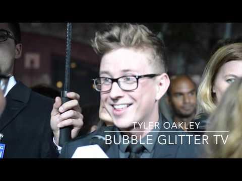 Tyler Oakley Interview at SNERVOUS LA Premiere thumbnail