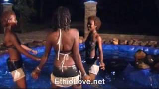 Wet and Wild Ethiopian Girls - Ethio Reggae Music