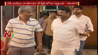 TS CM KCR Will Fight For AP Special Status Says Talasani Srinivas Yadav