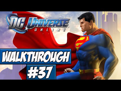 DC Universe Online Walkthrough Ep.37 w/Angel - Poison Ivy!