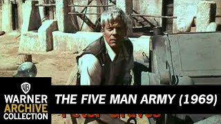 The Five Man Army (Original Theatrical Trailer)