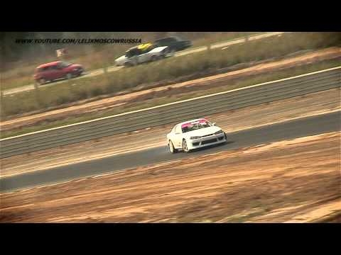 Олег Шатов Nissan Silvia Russian Drift Series 2010 RDS 4 stage РДС 4 этап