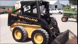 1999 NEW HOLLAND LX565 For Sale