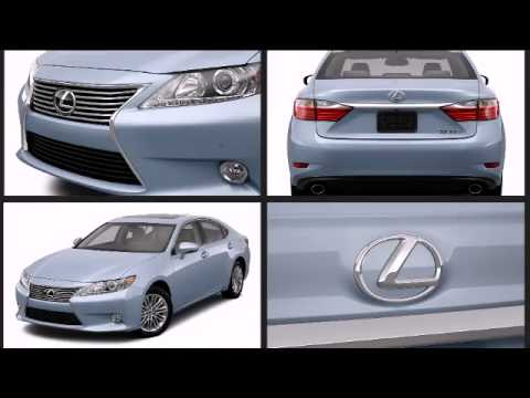 2013 Lexus ES 350 Video